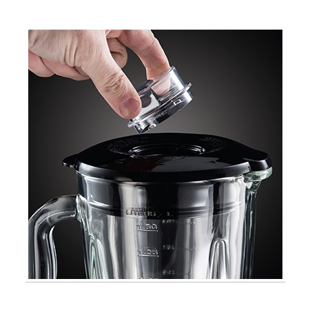 Russell Hobbs Frullatore con base in acciaio inox satinato - STAINLESS STEEL - 23820-56