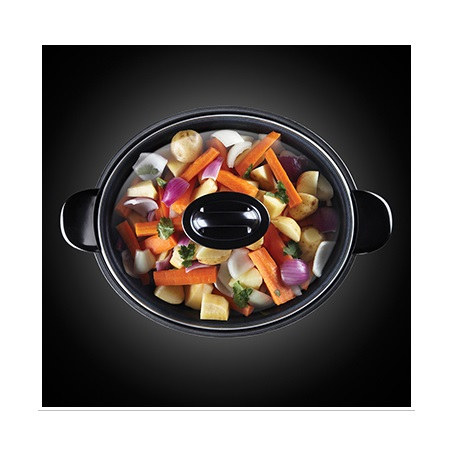 Russell Hobbs Slow Cooker con capacità di 6 l - MAXICOOK Slow Cooker - 22750-56