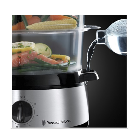 Russell Hobbs Per cuocere a vapore - Vaporiera COOK@HOME - 19270-56
