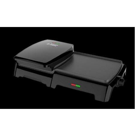 Russell Hobbs Grill e Piastra liscia - ENTERTAINING GRILL & GRIDDLE - 23450-56