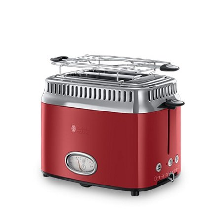 Russell Hobbs - RETRO RIBBON Red - 21680-56