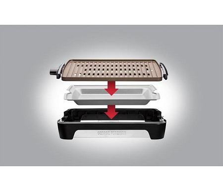 Russell Hobbs Grill - 25850-56