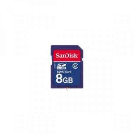 SANDISK Scheda di memoria SDHC - SDSDB 8192 E11