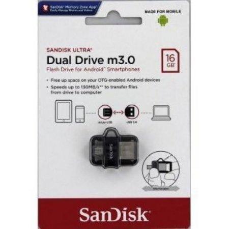 Sandisk Pen drive 3.0 usb - Sddd3-016g-g46