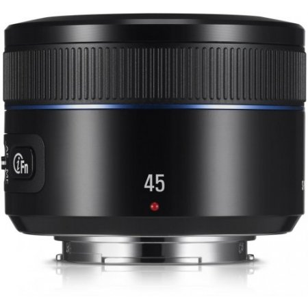 Samsung Obiettivo - NX 45mm F1.8 Prime Lens Ex-s45anb