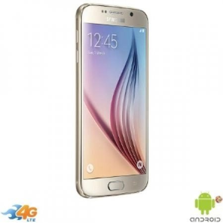 SAMSUNG 4G LTE / Wi-Fi Direct - GALAXY S6 32GB SM-G920 GOLD