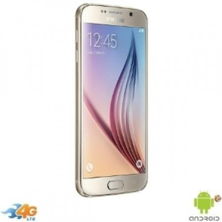 SAMSUNG 4G LTE - GALAXY S6 64GB SM-G920 GOLD