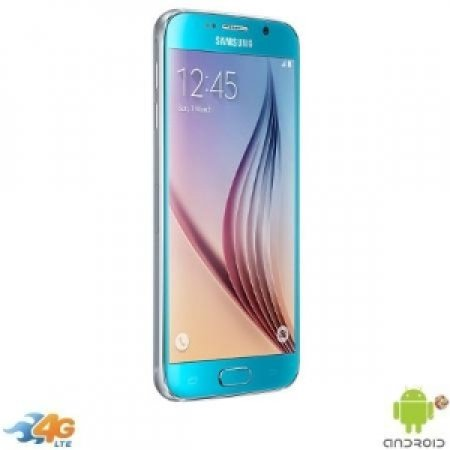 SAMSUNG - GALAXY S6 64GB SM-G920 BLUE