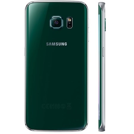 TIM 4G LTE / Wi-Fi Direct - SAMSUNG GALAXY S6 EDGE 32GB SM-G925 GREEN