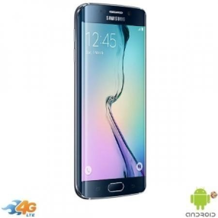 SAMSUNG - GALAXY S6 EDGE 32GB SM-G925 BLACK