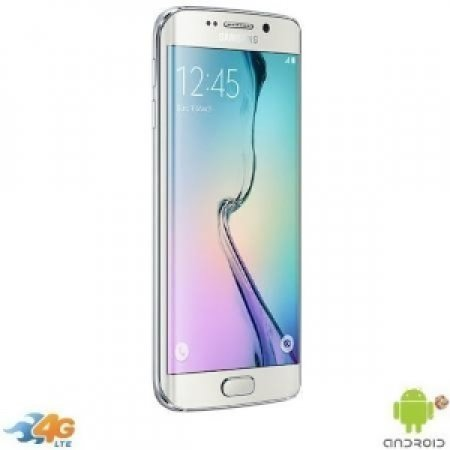 SAMSUNG 4G LTE - GALAXY S6 EDGE 64GB SM-G925 WHITE