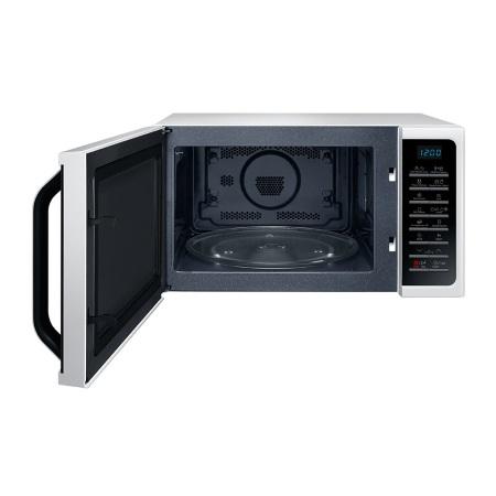 Samsung Microonde, Grill e Ventilato con funzione lievitazione e jogurt - Mc28h5015aw/et