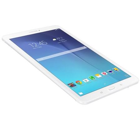 Samsung - Galaxy Tab E 3G T561 White