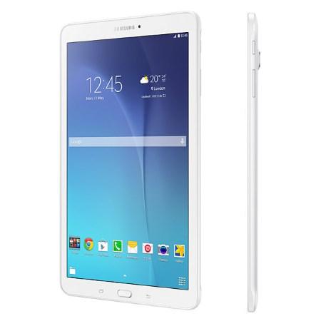 "Samsung Display Multi-touch da 9.6"", 1280 x 800 px - Galaxy Tab E Wi-fi T560 White"