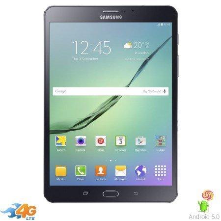 "Samsung Display SAmoLED Retina da 8"", 2048x1536px - Galaxy Tab S2 8.0 32gb T715 Black"
