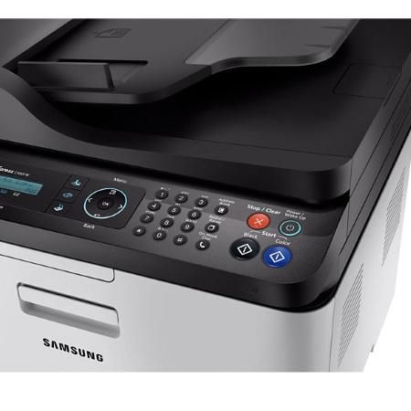 Samsung Stampante laser a colori Multifunzione - Xpress C480fw
