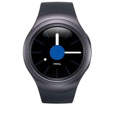 Samsung Smartwatch - Gear S2 Black SM-R7200