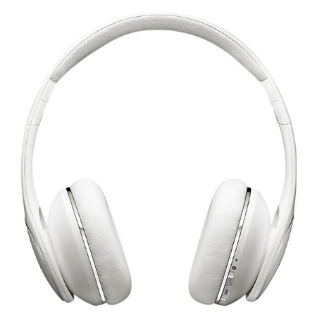 Samsung - Level On White Bluetooth Wireless