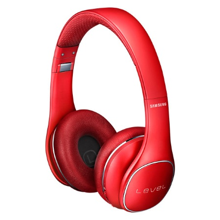 Samsung Cuffie On Ear - Level On Red Bluetooth Wireless