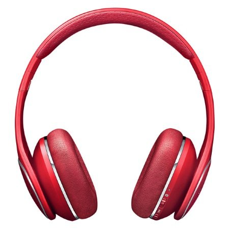Samsung - Level On Red Bluetooth Wireless