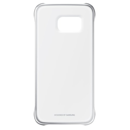 Kit Samsung S6: Clear Cover + caricabatterie wireless Kit Samsung S6 con cover e caricabatteria wireless