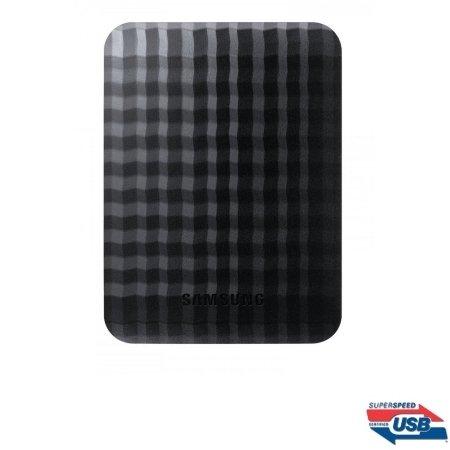 Samsung Hard Disk Esterno portatile - M3 Portable 2TB Black Hx-m201tcb