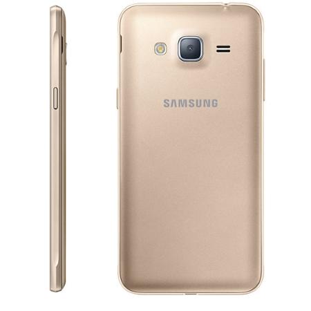 TIM 4G LTE / Wi-Fi / NFC - Samsung Galaxy J3 2016 Gold