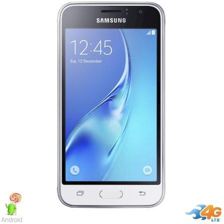 Samsung 4G LTE / Wi-Fi - Galaxy J1 2016 White