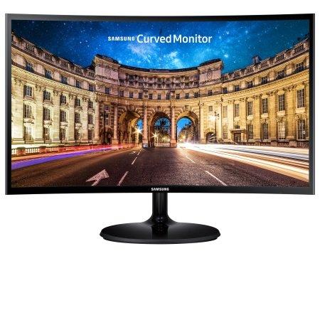 """Samsung Monitro curvo 23,5"""" Full HD - Monitor Curvo Sm-c24f390fhu"""