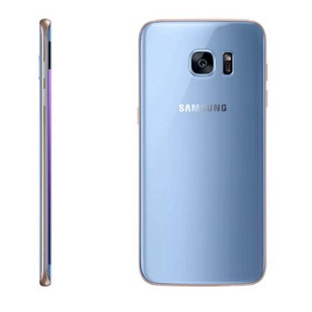 Samsung 4G LTE / Wi-Fi / NFC - Galaxy S7 Edge Blue Coral