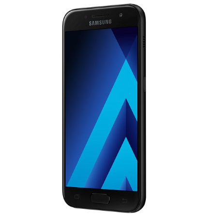 "Samsung Display 4.7"" SuperAMOLED - Galaxy A3 (2017) -  A320 Black"