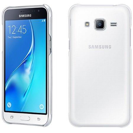 Samsung Cover Slim - Slim Cover Transparent per Galaxy J3 2016