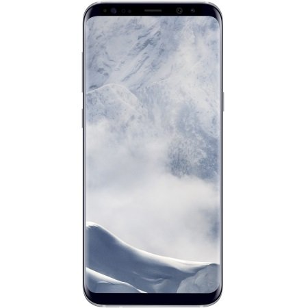 Samsung 4G LTE / Wi-Fi - Galaxy S8 Plus Arctic Silver