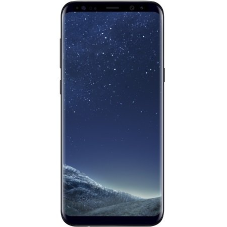 Samsung 4G LTE / Wi-Fi - Galaxy S8 Plus Black