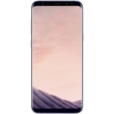 Samsung - Galaxy S8 Plus Orchid Grey