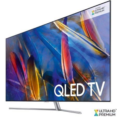 Samsung - QLED Qe75q7f