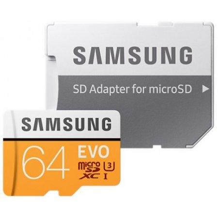 Samsung Micro sdxc - Mb-mp64ga/eu