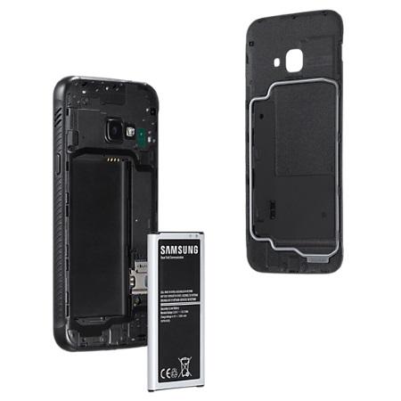 Samsung Smartphone 4G LTE - Galaxy X Cover 4 -smg390fzknero