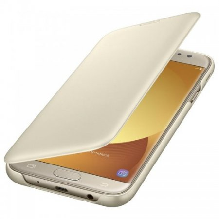 "Samsung Custodia smartphone fino 5.5 "" - Ef-wj730cfegww Oro"