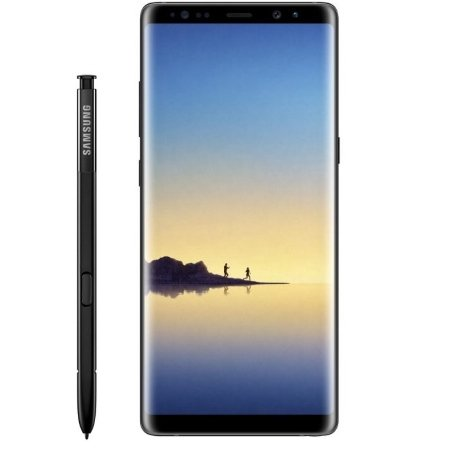 Samsung - Galaxy Note 8 Sm-N950f Black