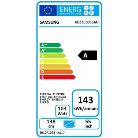 """Samsung Tv led 55"""" ultra hd 4k - Ue55ls003"""