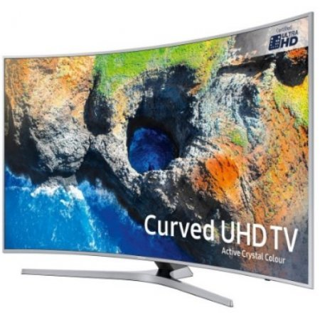 "Samsung Tv Led 55"" Curvo Ultra HD 4K HDR - Ue55mu6500"