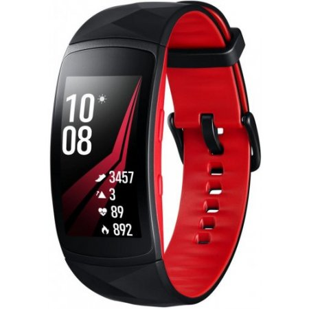 Samsung - Gear Fit 2 Pro Tg. L  Rosso