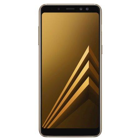 Samsung Quadriband - 3G - 4G-LTE - Wi-Fi - Galaxy A8 Sm-a530 Gold