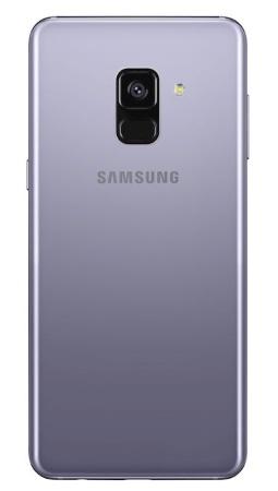 Samsung Quadriband - 3G - 4G-LTE - Wi-Fi - Galaxy A8 Sm-a530 Orchid Gray