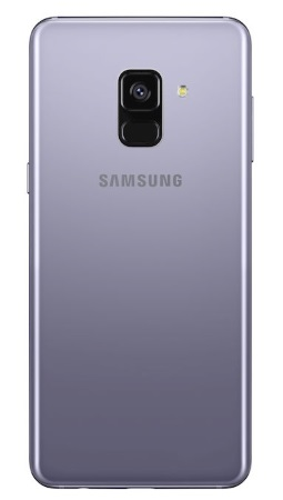 Samsung - Galaxy A8 Sm-a530 Orchid Gray