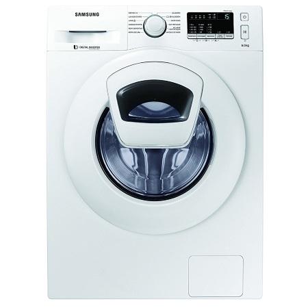 Samsung - AddWash WW90K4430YW