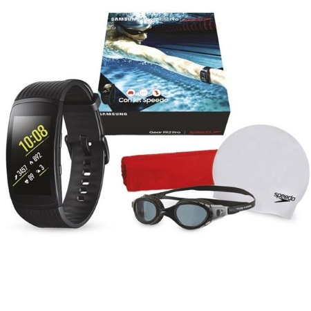 Samsung Special Pack Gear Fit2 Pro - Speedo - Special Pack Gear Fit 2 Pro