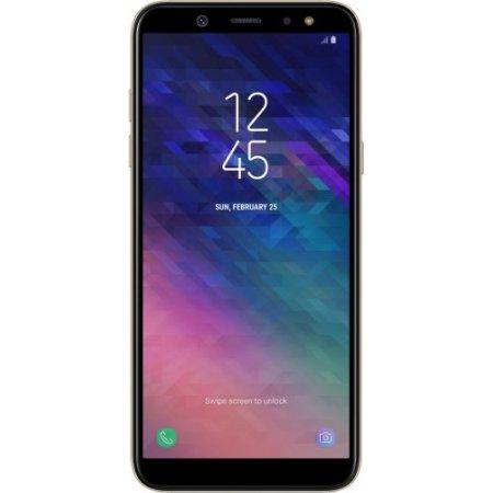 Samsung Smartphone 32 gb ram 3 gb quadband - Galaxy A6 Sm-a600 Oro