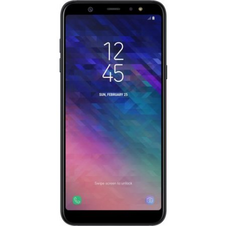 Samsung Smartphone 32 gb ram 3 gb quadband - Galaxy A6 Plus Sm-a605 Nero